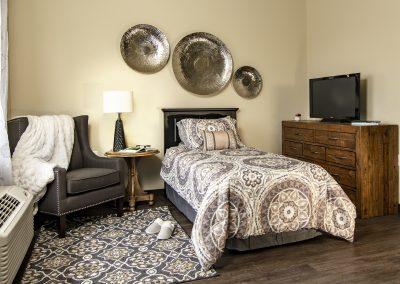 Shared Memory Care Apartment at Boone Ridge Senior Living in Salem, Oregon